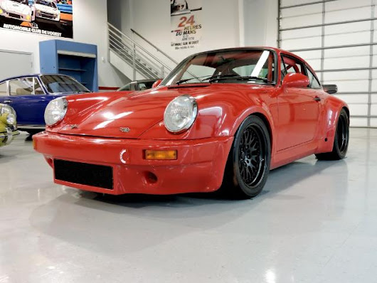 Used 1974 Porsche 911 for Sale in Atlanta GA 30566 Dick Barbour Performance