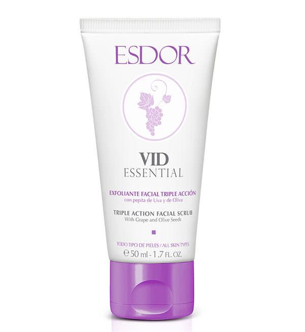 exfoliante facial Esdor