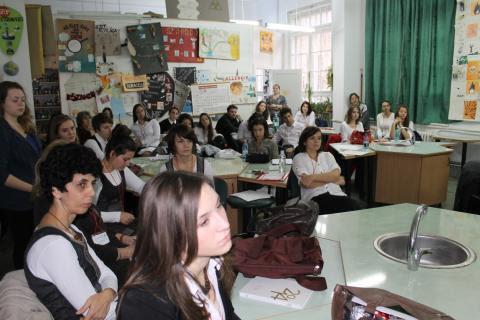 Fiatal tudósok konferenciája az Ady líceumban