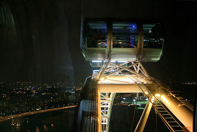 Take dining to dramatic heights