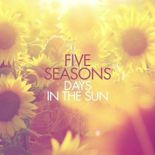 "Five Seasons - ""Days In The Sun"" (Album Preview) by Label Lemongrassmusic"