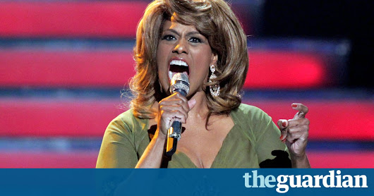 Jennifer Holliday cancels inauguration appearance: 'I had a lapse of judgement' | World news | The Guardian
