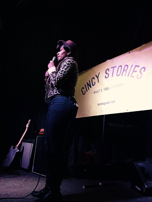Cincy Stories Expanding, Building Community