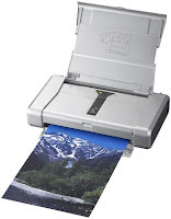 Canon Pixma iP100 with Battery printer - Review