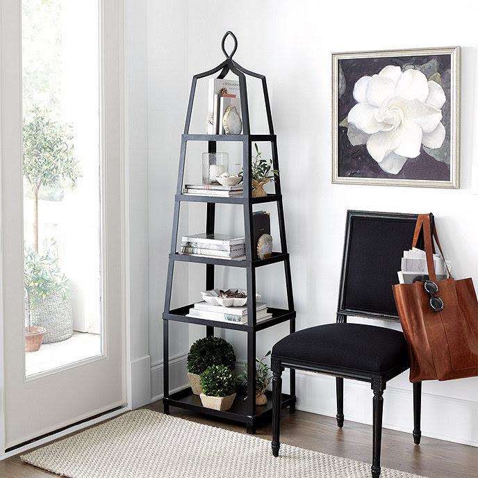 Grand Tour Etagere   Furniture   Ballard Designs