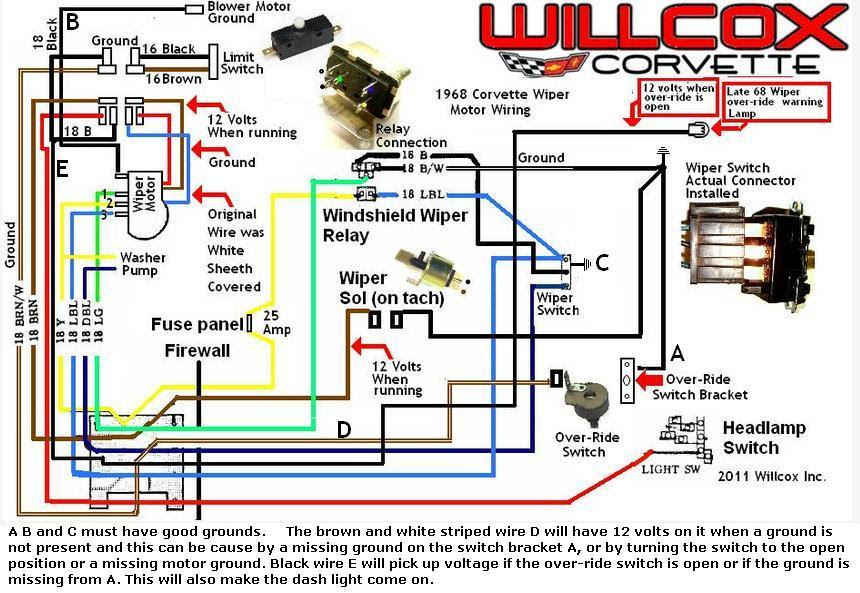 1957 Corvette Wiper Diagram Wiring Schematic Wiring Diagram Engine Engine Graniantichiumbri It