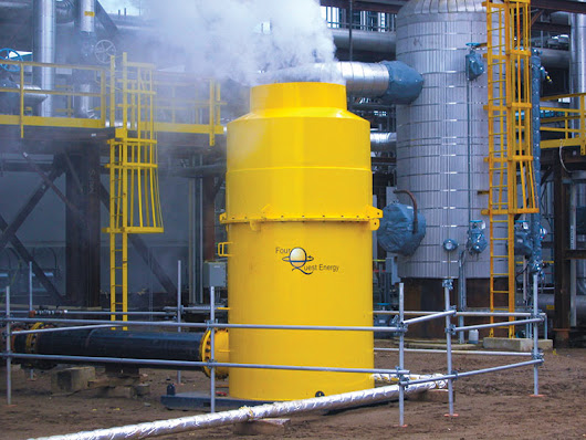 Combined Cycle Plant Steam Blow Overview - FourQuest Energy