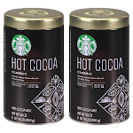 Starbucks Classic Hot Cocoa Mix 30 oz, 2-pack