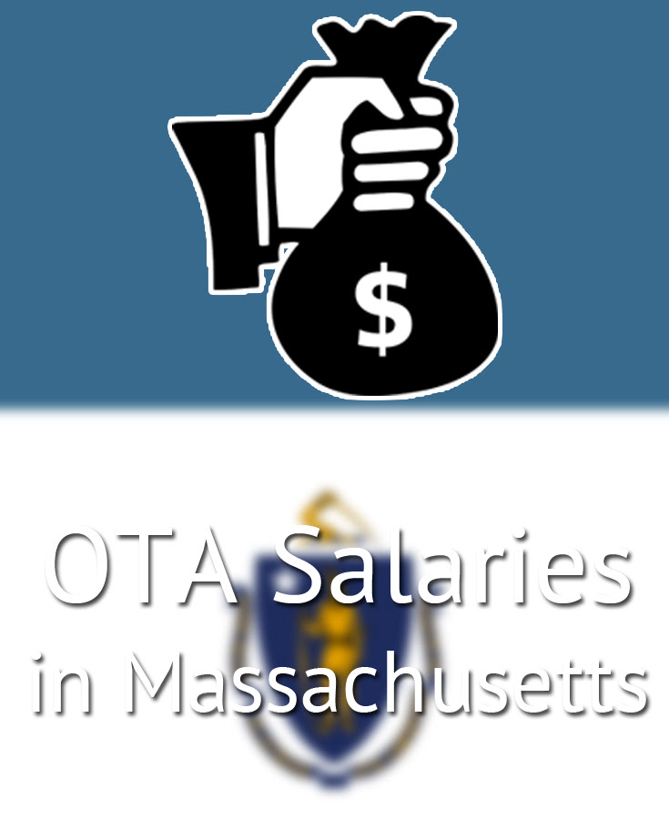 Occupational Therapy Assistant Salary in Massachusetts (MA)