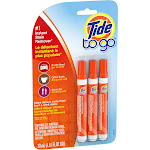 Tide To Go Instant Stain Remover - 3 pack