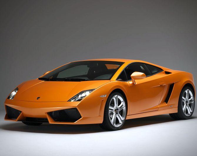 Lamborghini Gallardo.