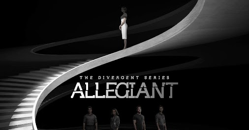 Get your first look at the twisty new #Allegiant poster, only on +POPSUGAR Entertainment!