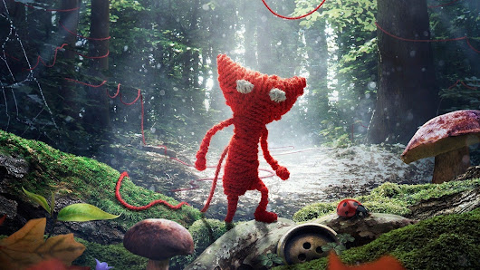 9 New Minutes of Unravel Gameplay - IGN First - IGN Video