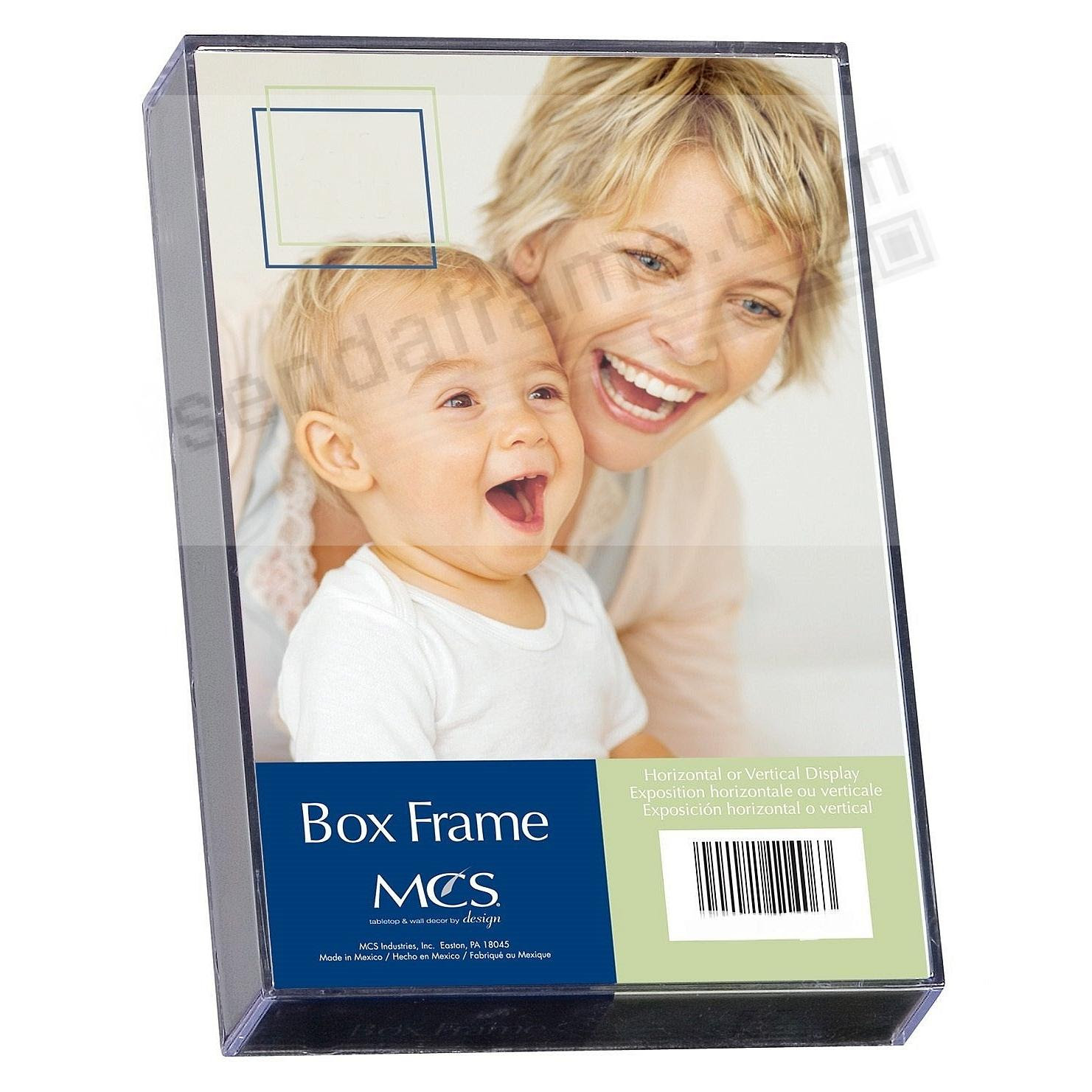 The Acrylic Box 5x7 Frame Picture Frames Photo Albums