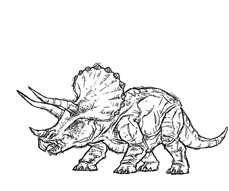 33 Dessins De Coloriage Jurassic Park à Imprimer Sur Laguerchecom