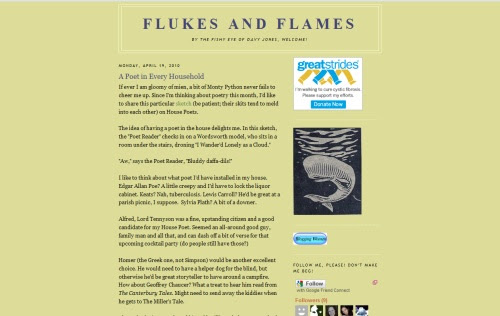 Flukes and Flames
