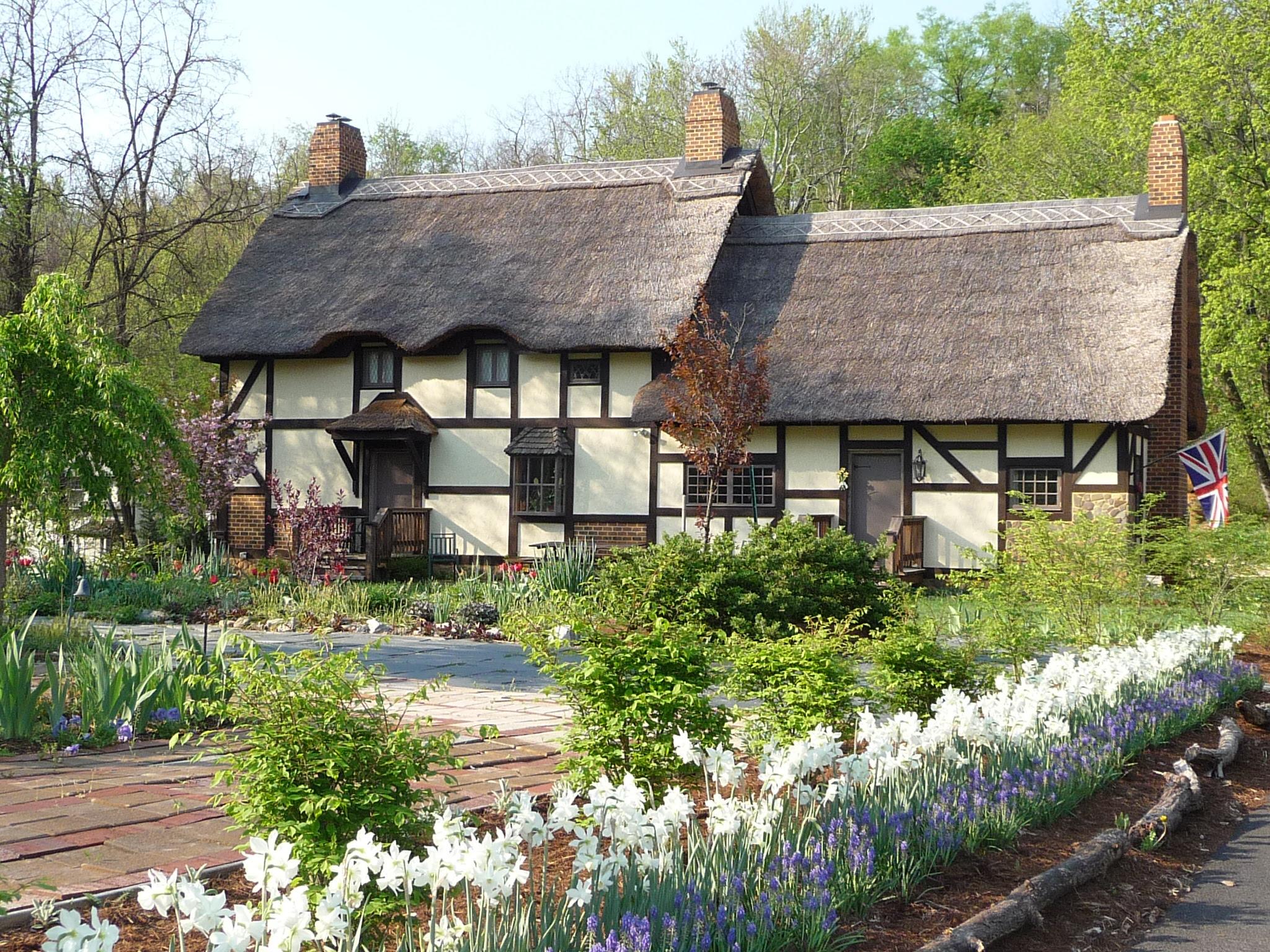Old english cottage plans modern home design and decor for Old english cottage house plans