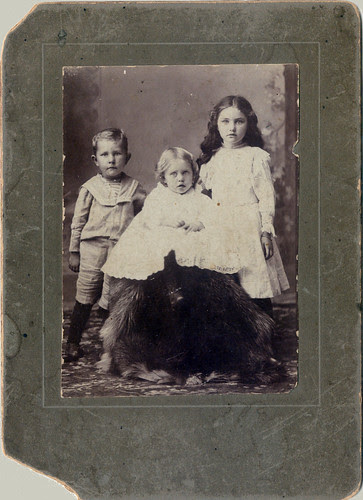 Frances Preston. none of our family