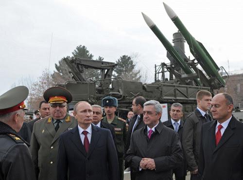 Hình ảnh Nga đang triển khai sức mạnh quân sự nào ở nước ngoài (Phần 2) số 1