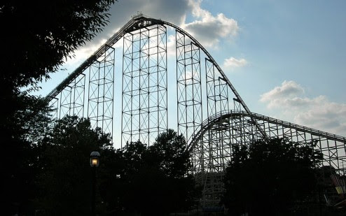 there's a roller coaster in your mouth | Mead Family Dental