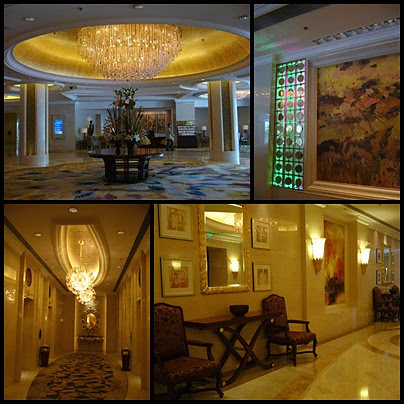SuZhou Shangrila lobby