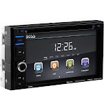 """BOSS BVB9364RC In-dash DVD Receiver - 6.2"""" Touch Display"""