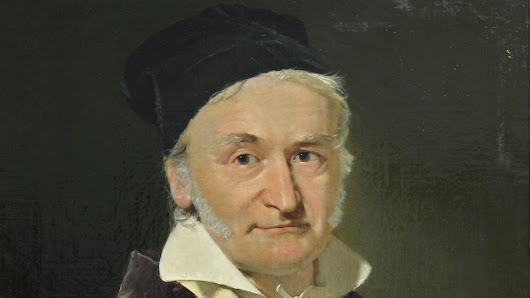 Happy birthday to Gauss, father of the first predictive algorithm