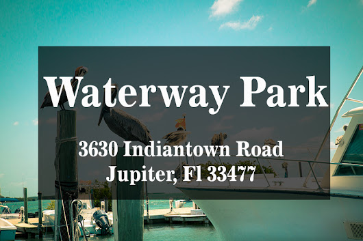 New Boater-Friendly Park Opened in Jupiter