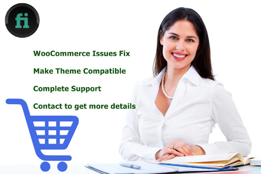 I will fix woocommerce issues, customize theme
