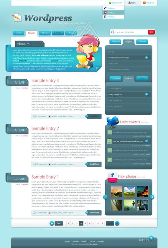 Wordpress-two-sinthux-inspiration-wordpress-blog-designs