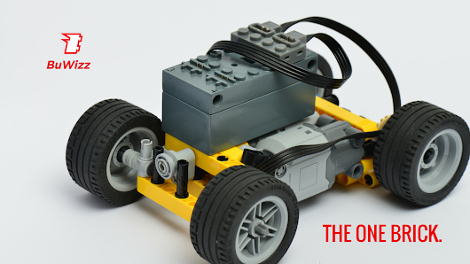 BuWizz - Remote Control and Battery for LEGO® Models