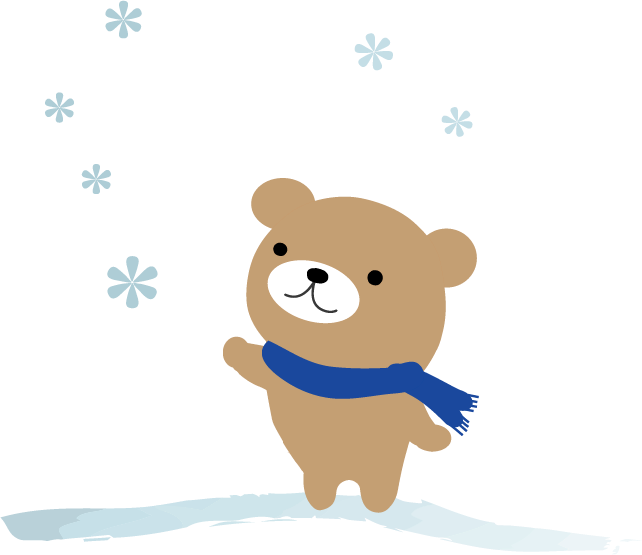 冬イラスト雪 無料イラスト