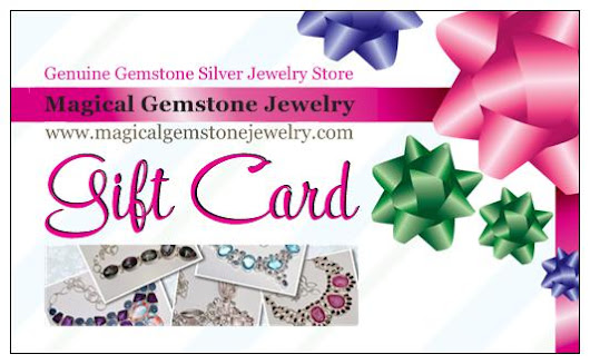 Magical Gemstone Jewelry - Gift Cards