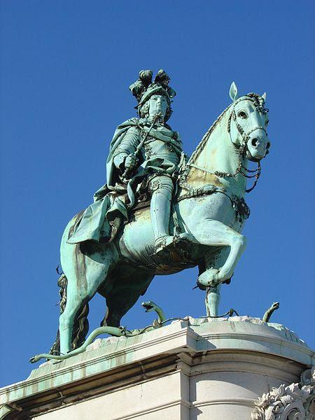 Ficheiro:Joseph Ier de Portugal - Lisbonne.jpg