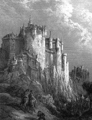 Замок короля Артура описание