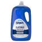 Dawn Platinum Advanced Power Liquid Dish Soap, 90 fl oz