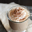 Cinnamon Spiced Cafe Latte