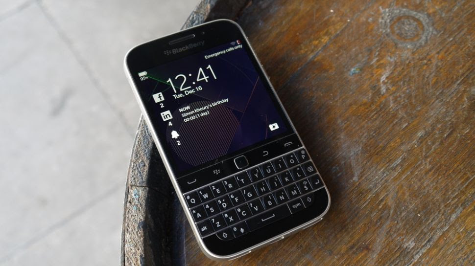 Discover the Magic of the BlackBerry Classic