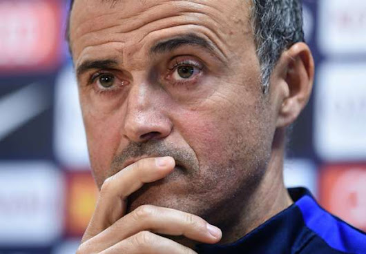Luis Enrique could leave Barcelona with better league record than Guardiola