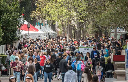 The Los Angeles Times Festival of Books is Back! - Curating Los Angeles