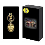 DC The Joker Gold Pewter Key Ring SDCC Exclusive 2016 Action Figure