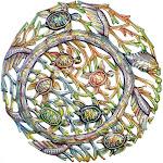 Sea Turtle Metal Wall Art - Croix des Bouquets