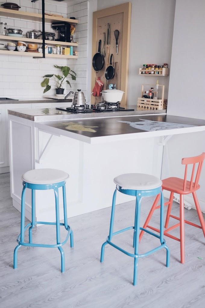 Design Interior Dapur Kecil | Ide Rumah Minimalis
