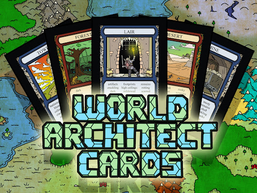 World Architect Cards by Simian Circle Games —  Kickstarter