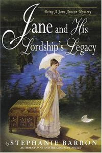 Jane and His Lordship's Legacy by Stephanie Barron