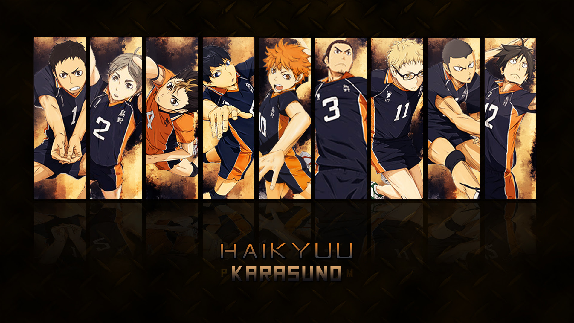 Daftar Wallpapers Hd Haikyuu Wallpaper Bukit