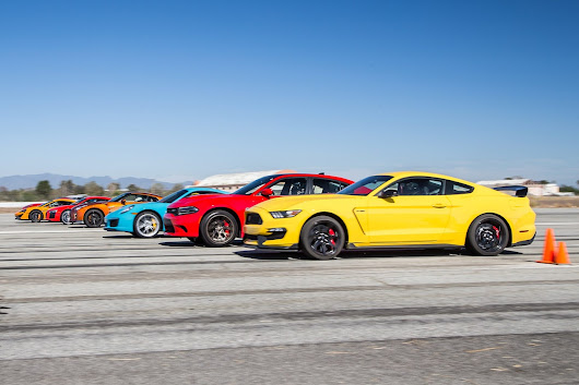 Watch 12 Cars Throw Down in World's Greatest Drag Race 6 - Motor Trend