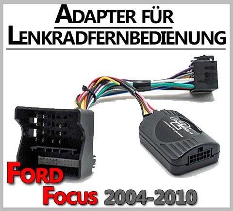 Ford Focus Mk1 Lenkradfernbedienung Schaltplan