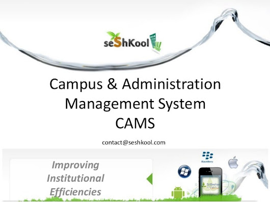 seShkool  - Campus and Administration