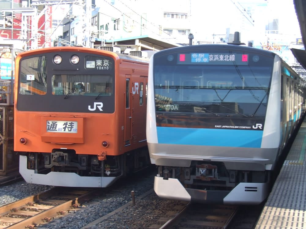 線 通勤 快速 中央 中央本線